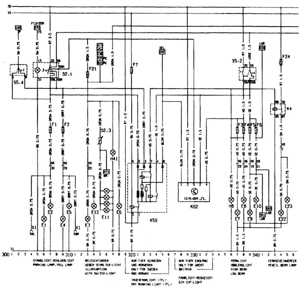 Схемы блока зажигания на опель омега